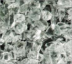 Glaskorn – kantig