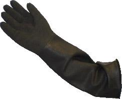 Sandstrahler-Schutzhandschuhe Ausführung